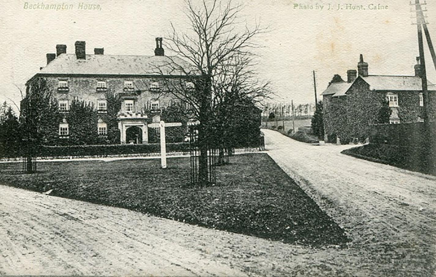Beckhampton House